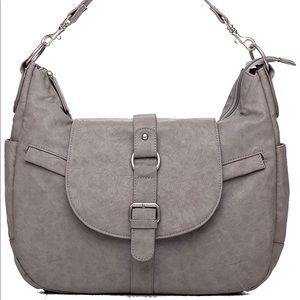Kelly Moore B-Hobo Bag with Removable Basket